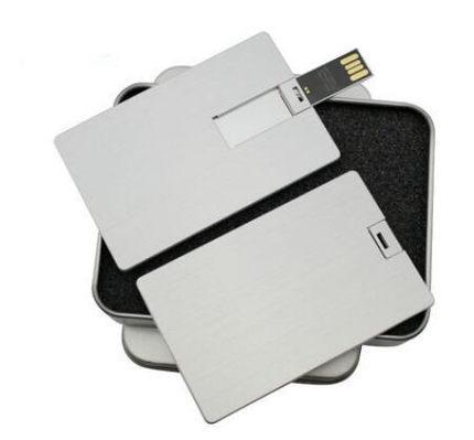 全新专属于你的卡片U盘便捷制定