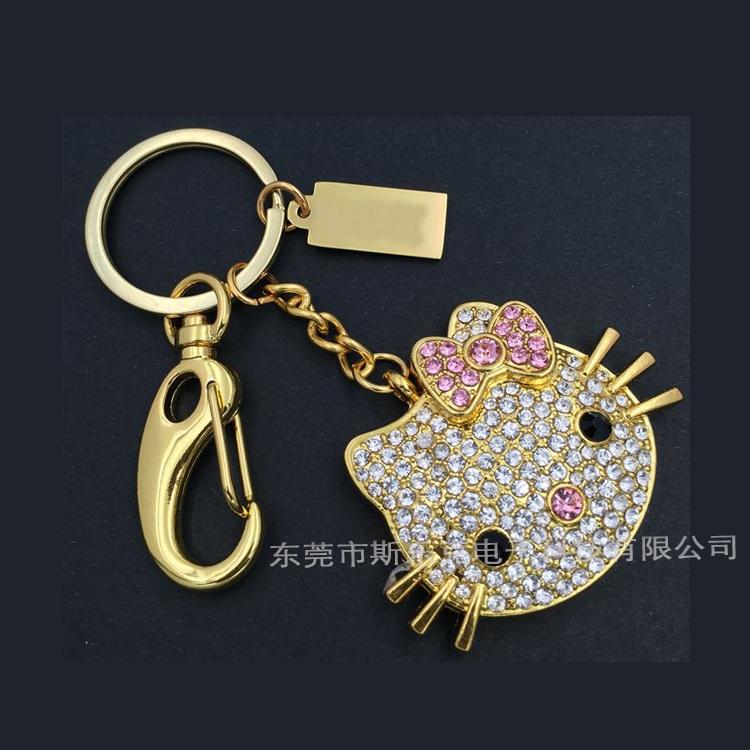 使珠宝活泼受女性欢迎的珠宝u盘定制上线