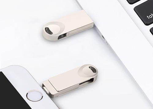 苹果手机电脑两用U盘