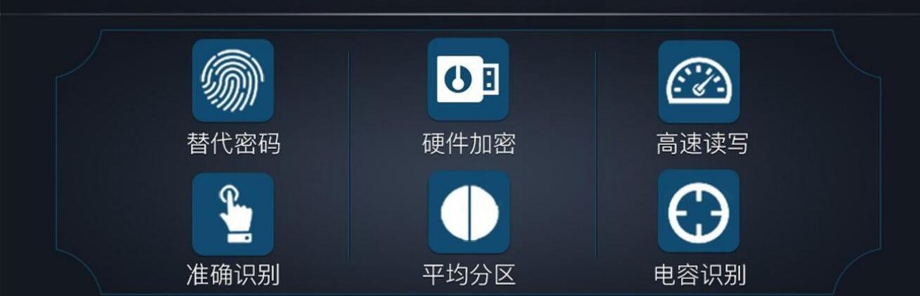 指纹加密u盘功能定制