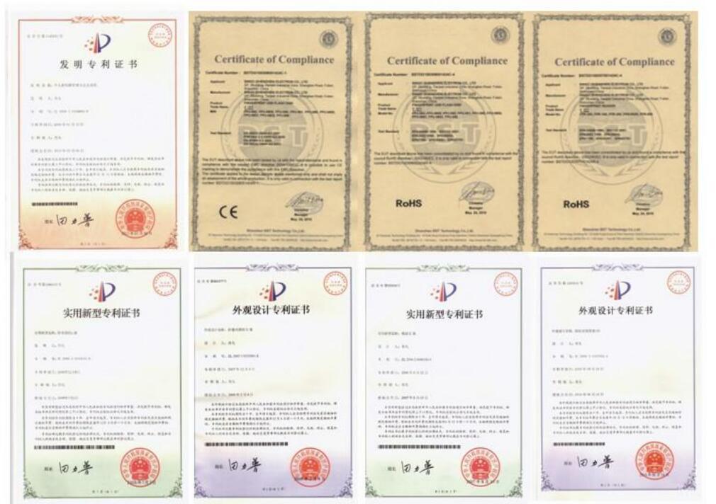 加密u盘资质证书