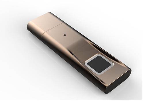 斯乐克定制3.0新款指纹加密U盘 精准指纹识别加密安全U盘